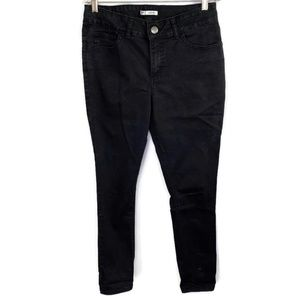 Riders By Lee Legging Jegging Jeans Black 10P